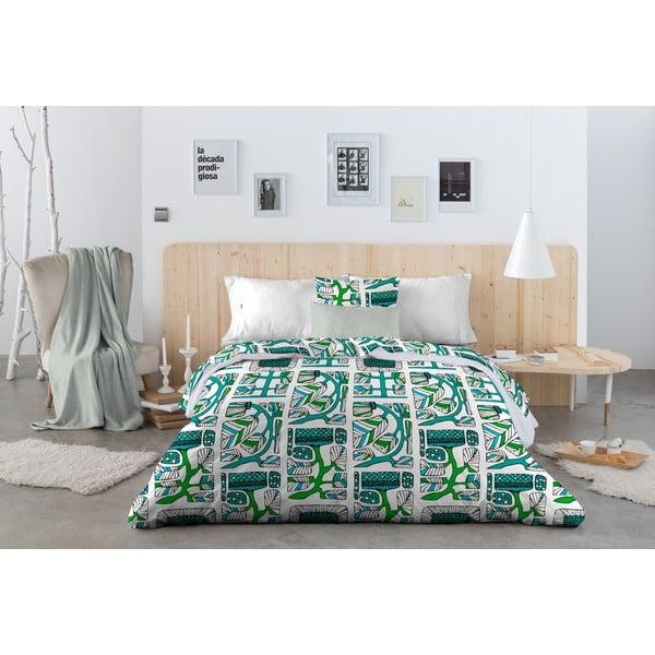 Obliečky Folke Green, 200x200 cm