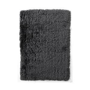Tmovosivý ručne tuftovaný koberec Think Rugs Polar PL Charcoal, 120×170 cm