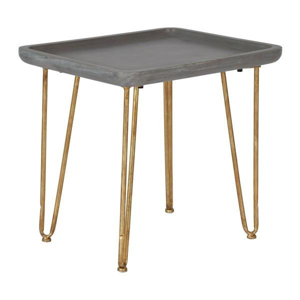Odkladací stolík RGE Lova, 50 x 40 cm