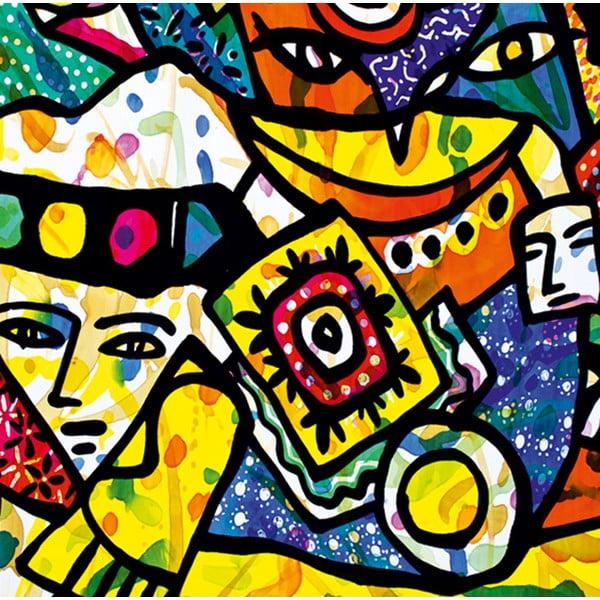 Obraz Postmoderna, 60x60 cm