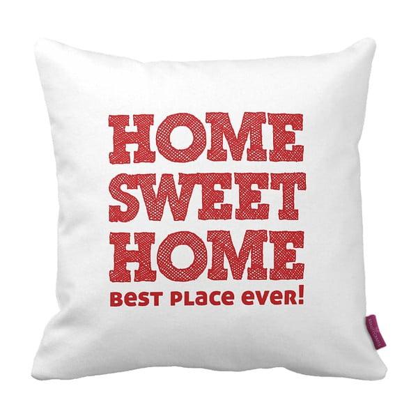 Vankúš Sweet Home, 43x43 cm