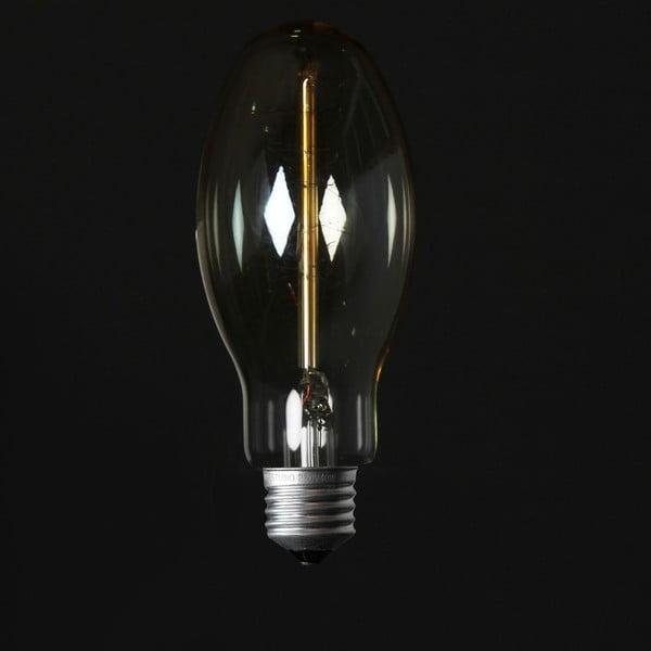 Vintage žiarovka 32-CLEAR C48 E27 40W