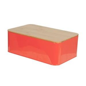 Nádoba na chlieb Solid Neon Orange