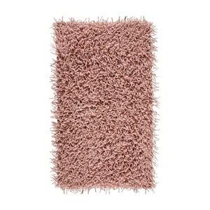 Ružová kúpeľňová predložka Aquanova Taro, 60 x 100 cm