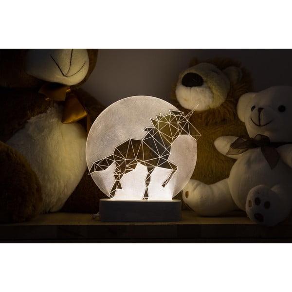 Náladové svetlo Unicorn Full Moon