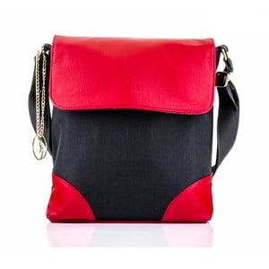 Kabelka Felice A11 Black/Red