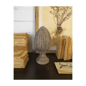 Dekorácie z mangového dreva Orchidea Milano Dario Small, ⌀ 14 cm