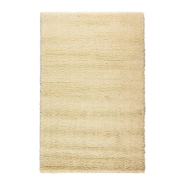 Vlnený koberec Dama 611 Crema, 120x160 cm