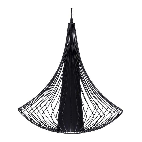Stropné svetlo Vintage Cage, 57x71,5 cm