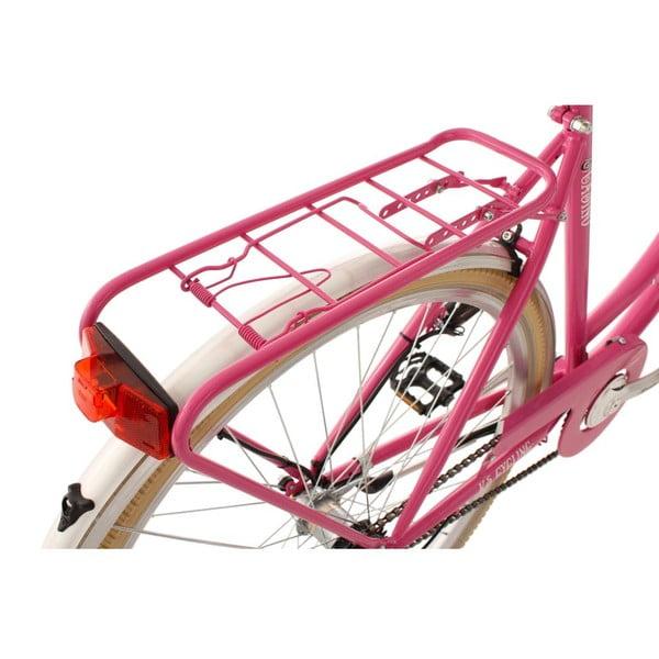 "Bicykel City Bike Casino Pink 28"", výška rámu 54 cm, 3 prevody"
