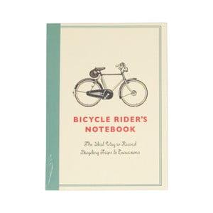 Zápisník A6 Rex London Bicycle, 60 stránok