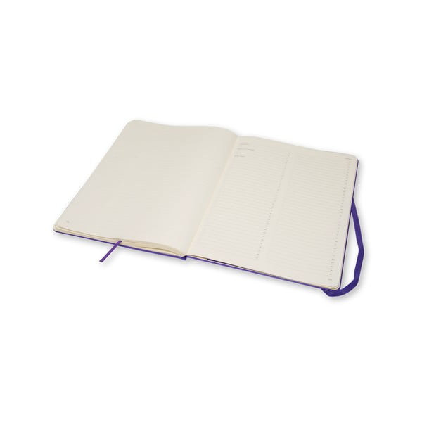 Zápisník Moleskine Pro Violet, extra veľký