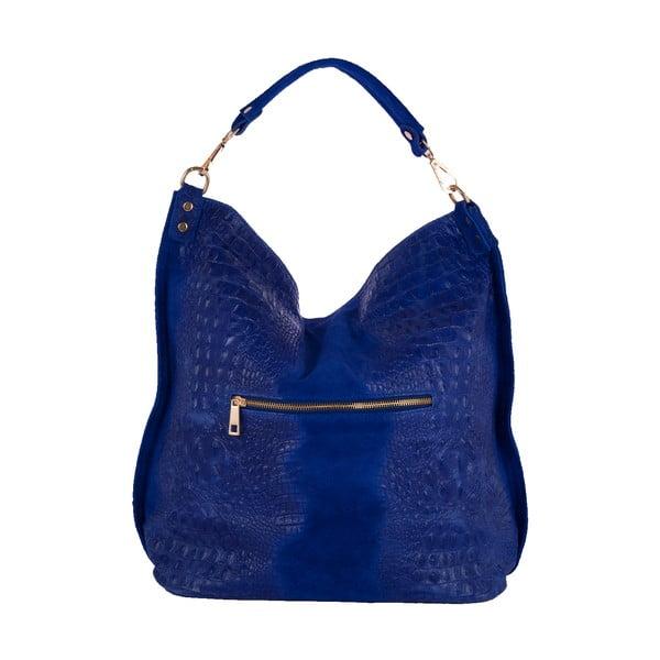 Kožená kabelka Andrea Cardone 2011 Blue Cobalto