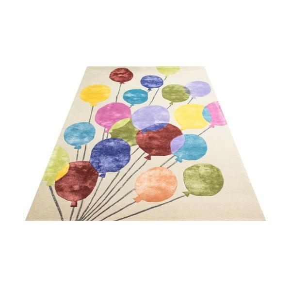 Vlnený koberec Bakero Kids Baloon, 153x244 cm