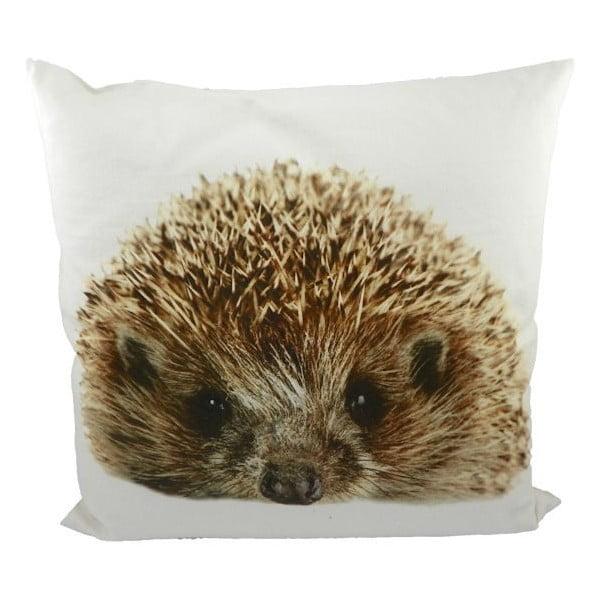 Vankúš Winter Hedgehog 50x50 cm