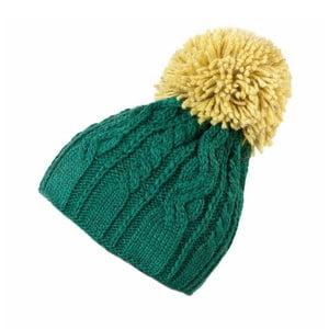 Zelená čiapka Lavaii Lidia
