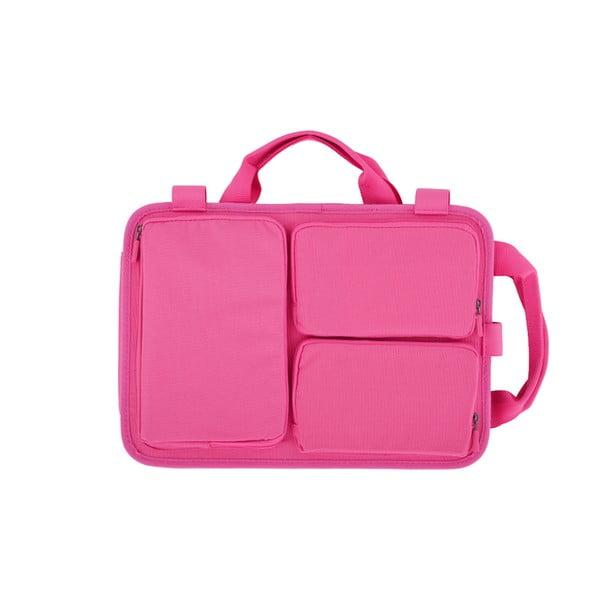 "Taška na notebook 13,5"" Moleskine, ružová"