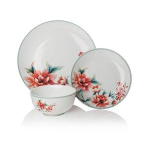 12-dielna sada riadu z porcelánu Sabichi Blossom