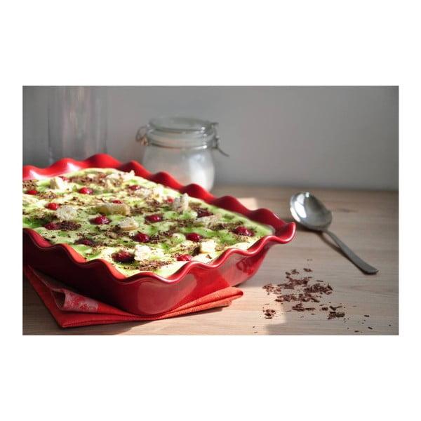 Forma na koláč Tarte Tatin, granátová