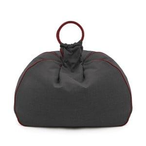 Sedací vak Vivonia Indoor Dark Grey/Red