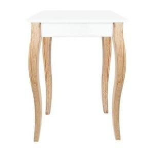 Konzolový stolík Dressing Table 65x74cm, biely