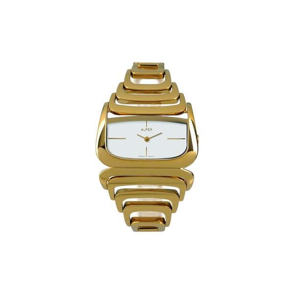 Dámske hodinky Alfex 5669 Yelllow Gold/Yellow Gold