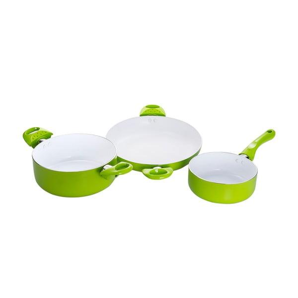 Sada 3 rajníc Cocina Verde