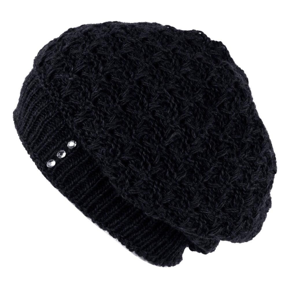 b8bd3a01f Čierna dámska čiapka Art of Polo Gosia   Bonami