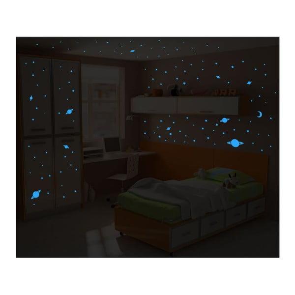 Samolepka svietiaca v tme Ambiance Universe