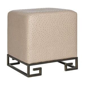 Taburetka Cube Taupe