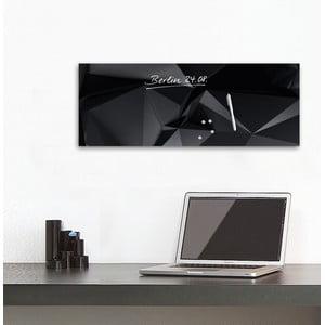 Magnetická tabuľa Graphite Crystal, 30 x 80 cm