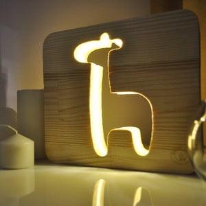 Detská lampička Creative Gifts Žirafa