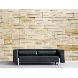 Veľkoformátová tapeta Pískovcová zeď, 315x232 cm