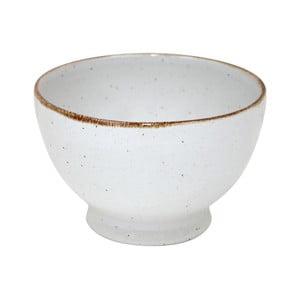 Biela miska z kameniny Casafina Sardegna, ⌀ 15 cm