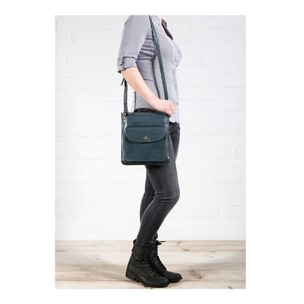 Dámska kožená taška Lilia Denim
