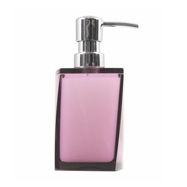 Dávkovač na mydlo Transparent Purple