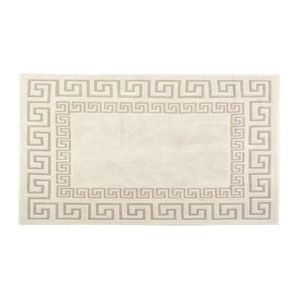 Bavlnený koberec Kanoi 120x180 cm, krémový