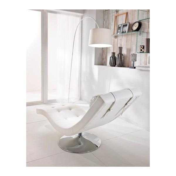 Biela leňoška Design Twist Nanjing