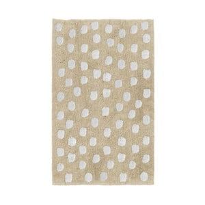 Béžový detský koberec Tanuki Stones, 120×160cm