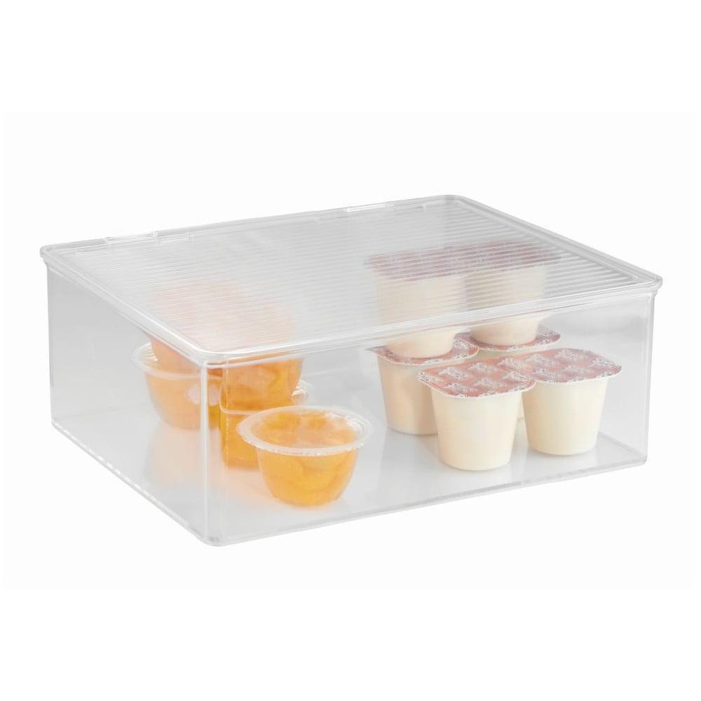 Úložný box iDesign Binz, 28,5 x 34 x 12,5 cm