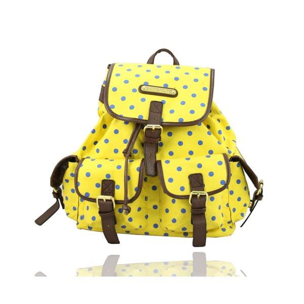 Batoh Anna Smith A7082D Yellow