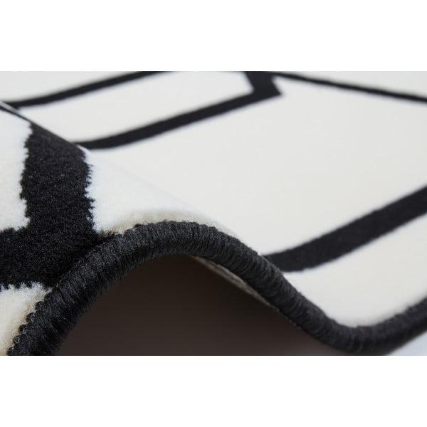 Koberec Stella 400 Black, 120x170 cm