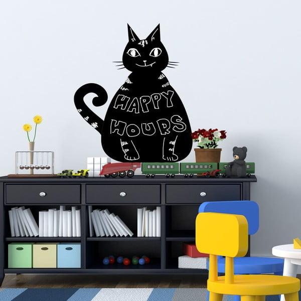 Tabuľová samolepka Walplus Mačka