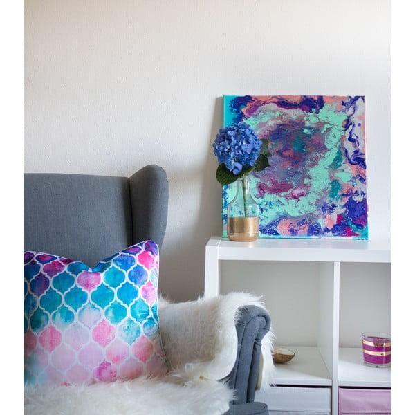 Obraz Pastel Violet, 50x50 cm