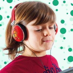 Detské slúchadlá InnovaGoods Playz Kids Little Monsters