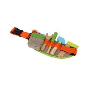 Drevená hracia sada pre malých kutilov Legler Tool Belt