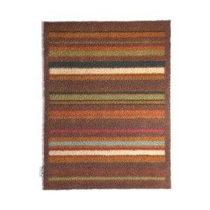 Bavlnený koberec Floorita Eco-Genics Stripe, 65 x 85 cm