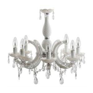 Elegantné stropné svetlo Pendant Lamp In White, 56x59 cm