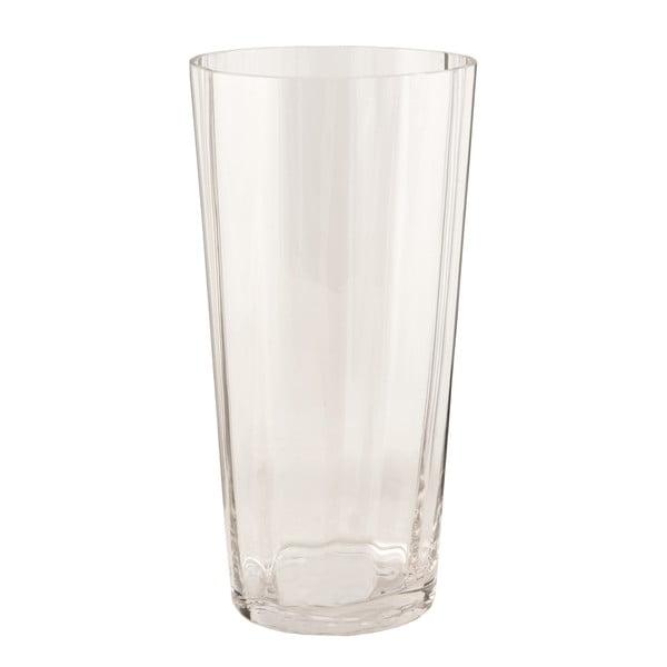 Sklenená váza Clayre & Eef, 13x25 cm