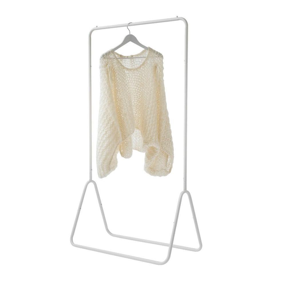 Stojan na oblečenie Compactor Portant Blanc